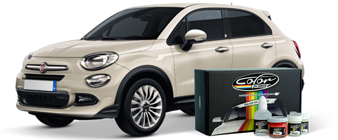 Fiat Touch Up Paint Kit